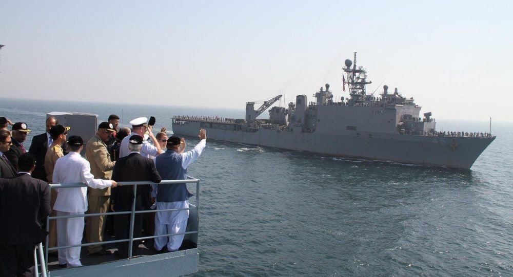 'Can't Take for Granted': Ex-Navy Officer Says Pakistan's 'Aman' Naval Drills Meant to Balance India