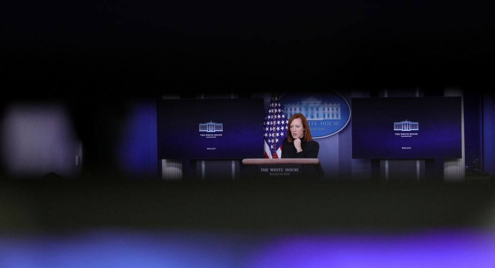 WH Under Fire as Press Aide Suspended, Not Sacked After Demeaning Politico Reporter