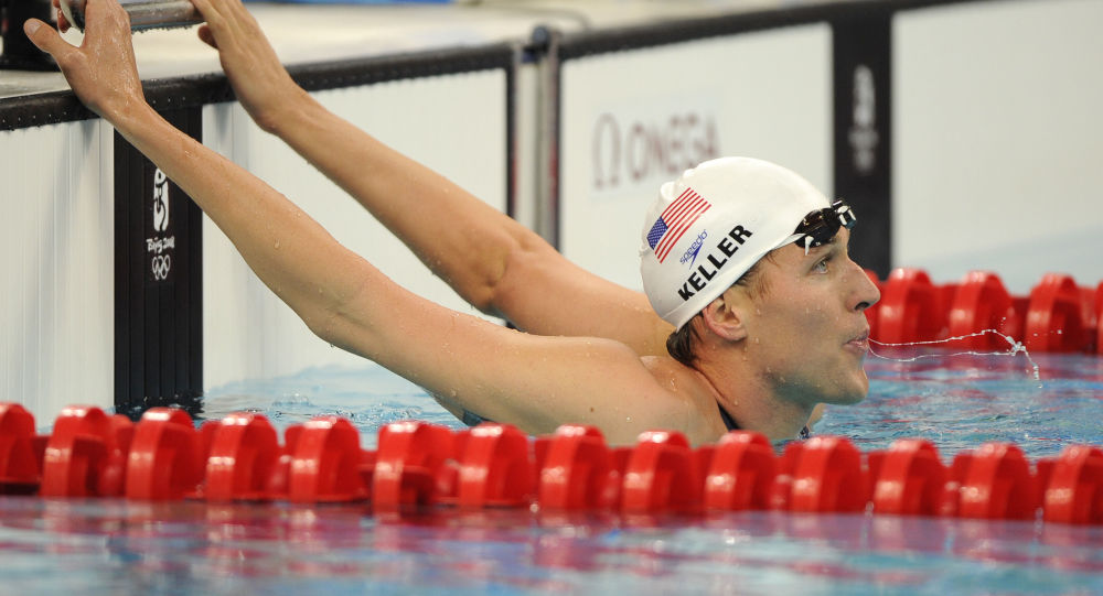Former US Olympian Klete Keller Indicted on Additional Charges Over Capitol Riot