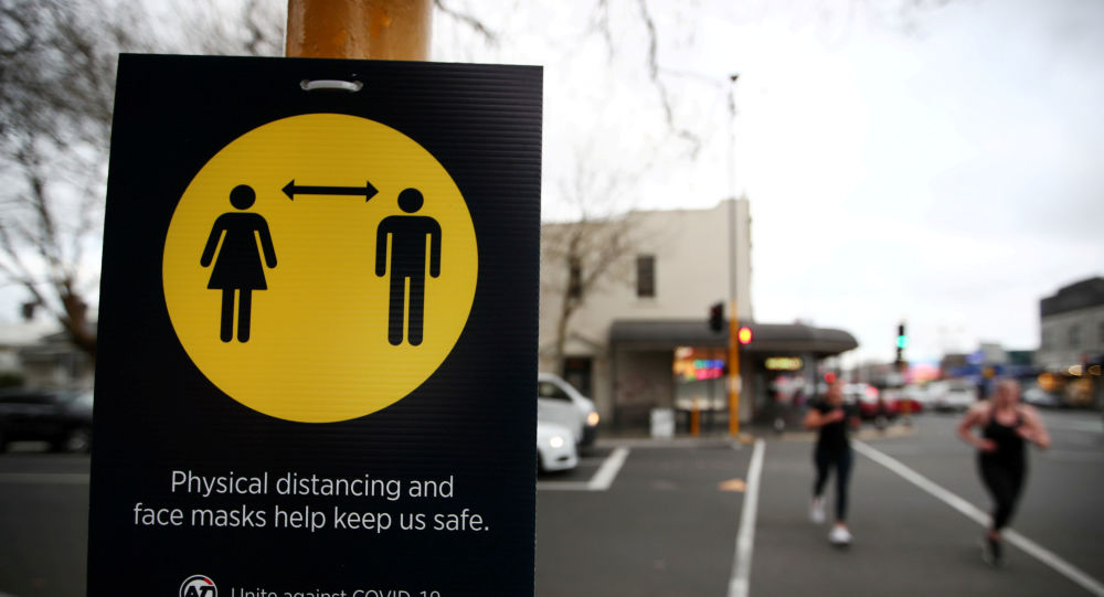 Auckland, New Zealand on Lockdown Amid Fears of New COVID Strain Spreading After Unexplained Cases