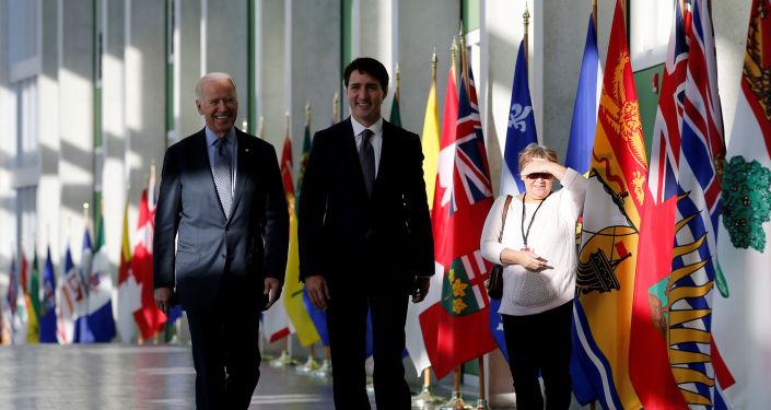 Biden, Trudeau Look to 'Build Back' US-Canada Relations