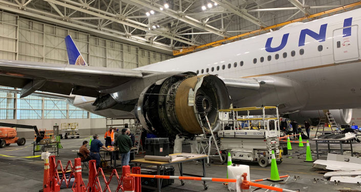 FAA Orders US Boeing 777-200 Equipped With Certain Engines to Be Inspected Before Further Flight