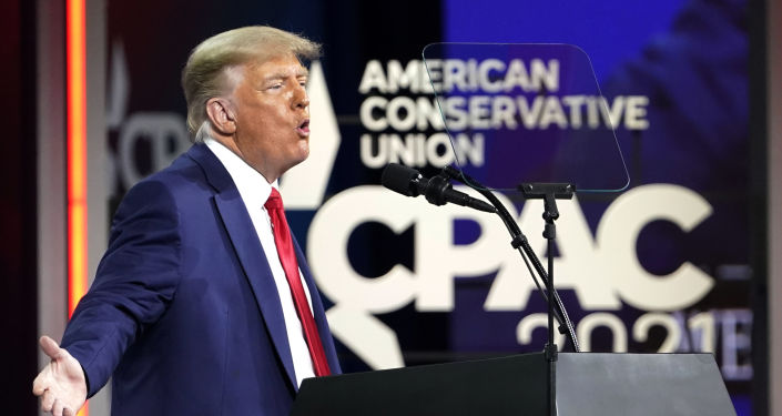 YouTube Removes RT's Video of Trump's 'Violative' CPAC Speech
