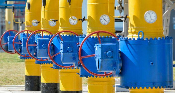 Germany Ready to Make Efforts to Prolong Gas Transit Via Ukraine After 2024