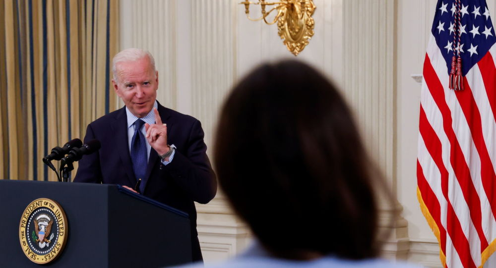 Biden: 'That Is My Hope and Expectation' to Meet With Russian President Putin in June