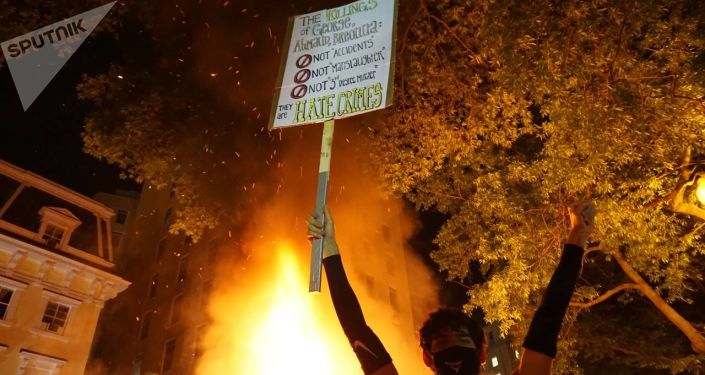 Almost Two-Thirds of US Voters Want Congress to Probe Black Lives Matter Riots – Poll