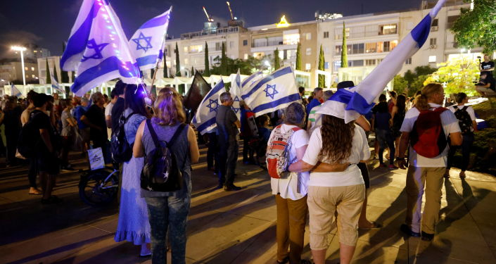 Congratulations Pour in From Around World as Bennett, Lapid Form New Israeli Government
