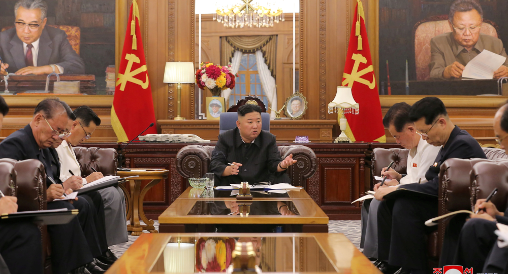 North Korean Leader Kim Vows to Boost Military Combat Effectiveness