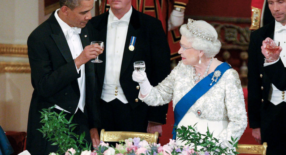 Hostess With the Mostest for the Longest Time: Queen Elizabeth and All US Presidents She's Met