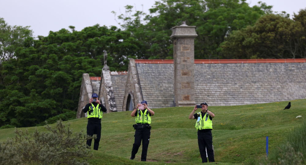 Police in UK's Cornwall Say 12 Officers at G7 Summit Self-Isolating After COVID Case Found