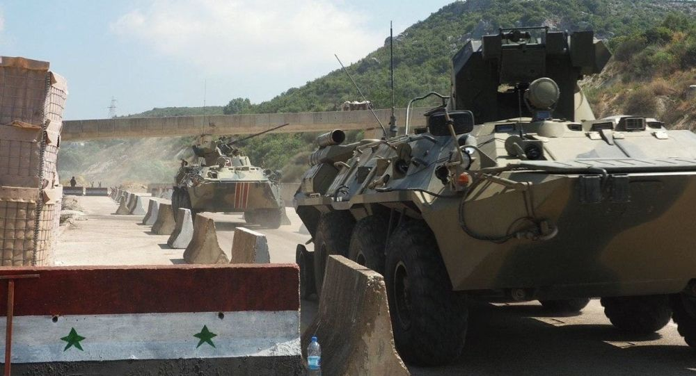 Terrorists Transfer Armored Vehicles to Two Localities in Syria's Idlib, Russian Military Says