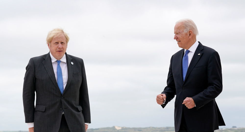Atlantic Charter 'Pure Window Dressing,' UK Already in Lockstep With US, Ex-British Envoy Says