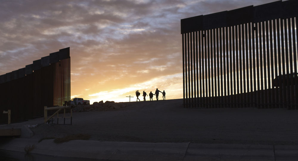 Texas Plans to Build Border Wall Following Migrant Influx and Biden Halting Trump's Policies