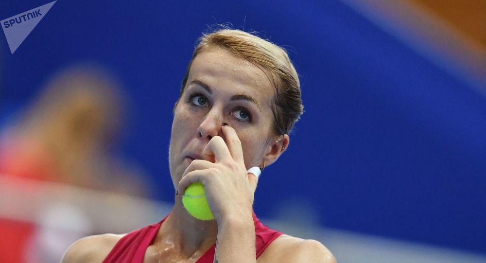 Russian Tennis Player Anastasia Pavlyuchenkova Loses to Barbara Krejcikova in French Open Final
