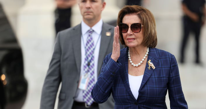 Wildfire Ashes Dumped on Pelosi's Porch as Youth Climate Activists Descend on US Lawmakers' CA Homes