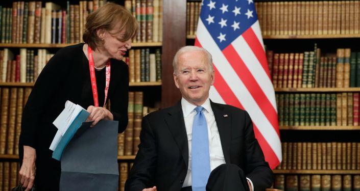 Biden 'Openly Challenged Putin' on Range of Issues at Geneva Summit, White House Says