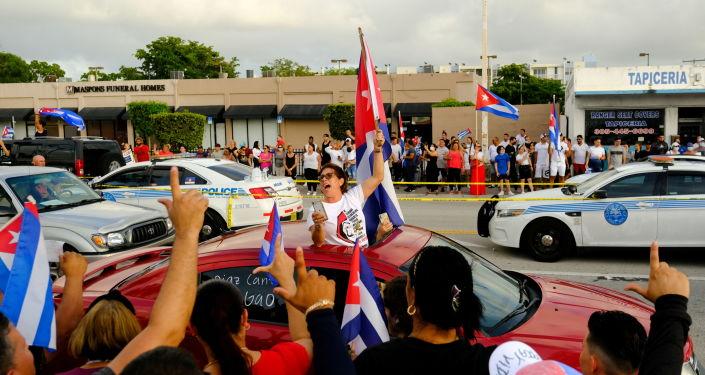 US Activists Walk 1,300 Miles to Washington to Demand End to Cuba Blockade