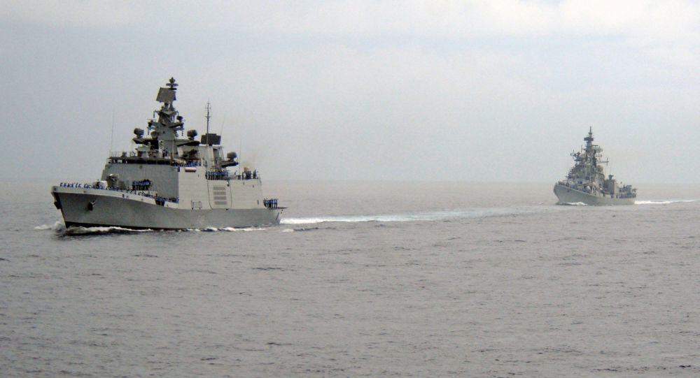 India Risks Losing Maritime Leverage in Indian Ocean as China Tests Delhi's Strength in Ladakh