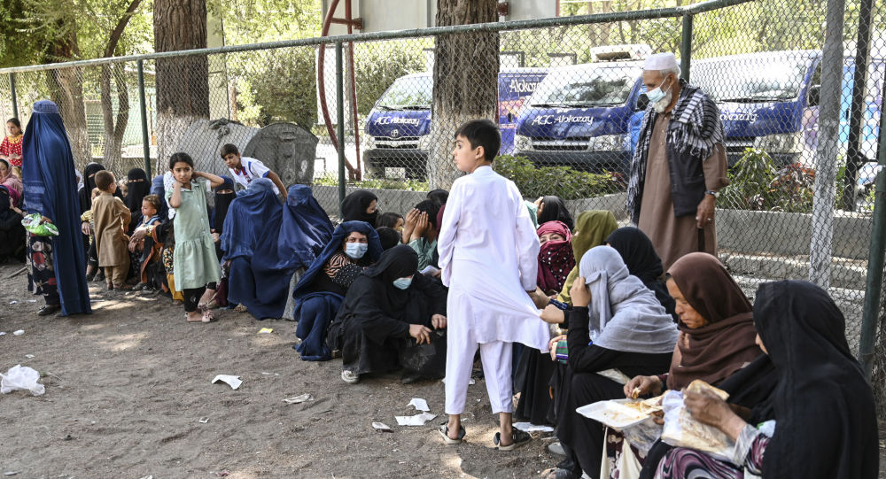 Paris in Contact With EU Nations Regarding Expulsion of Afghan Refugees