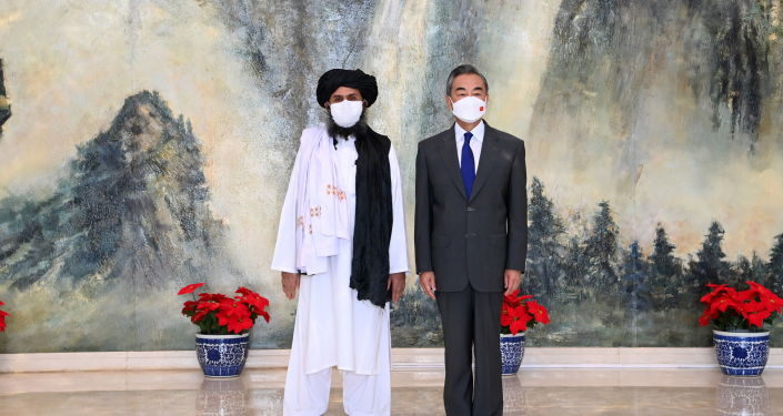 Taliban Hails 'Great Neighbor' China, Renews Promise Not to Let Terrorists Base in Afghanistan