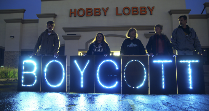 Opinions have split harshly post Hobby Lobby victory, which has granted corporations the right to practice any religion.
