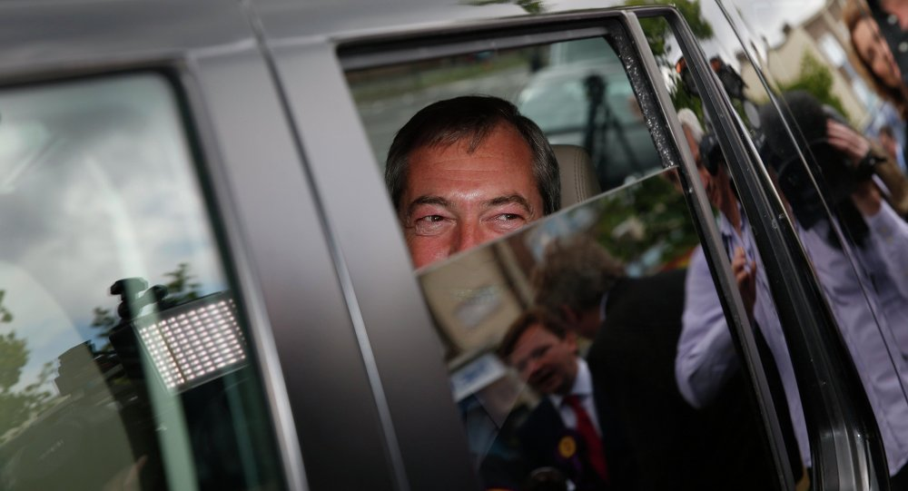 Nigel Farage and UKIP could cause havoc says Ofcom