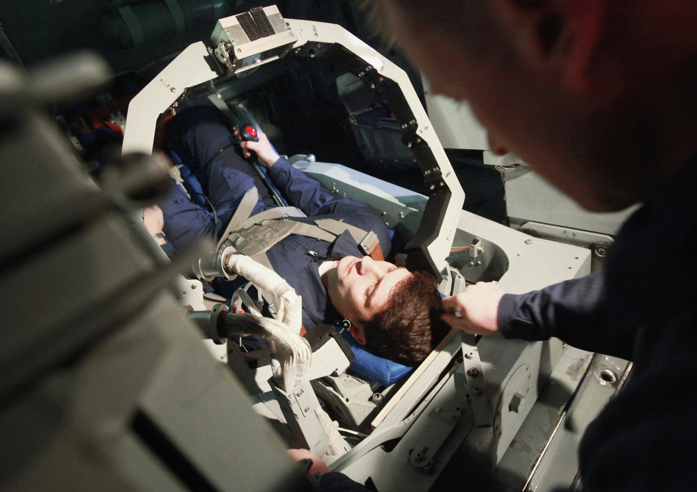 Yury Gagarin Cosmonaut Training Center
