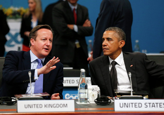 Prime Minister David Cameron will urge the Obama administration to stretch new cybersecurity proposals even further.