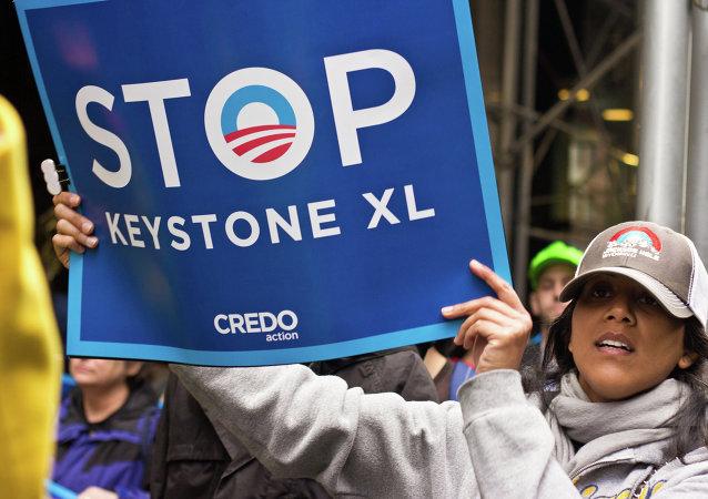 Stop Keystone XL