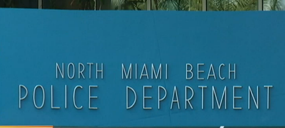 North Miami Police Department Chief Scott Dennis defends the use of photos of real people for target practice.