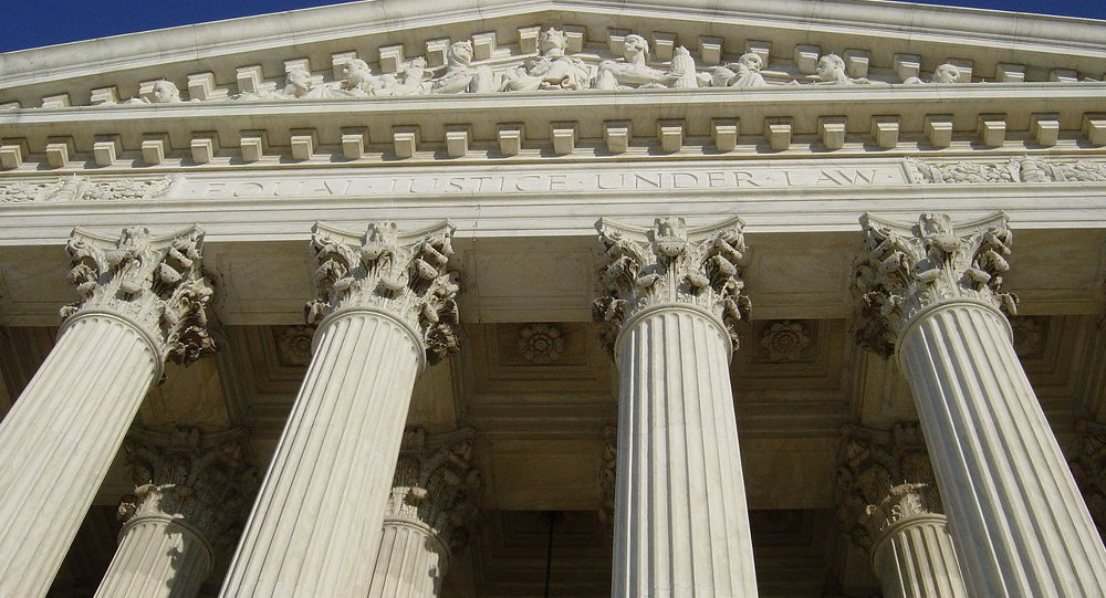 The U.S. Supreme Court will address if the 14th Amendment requires a state to license a marriage between two people of the same sex and recognize their marriage if it was lawfully licensed and performed out-of-state.