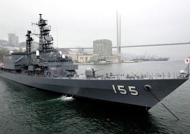 Japanese Maritime Self-Defense Force destroyer Hamagiri