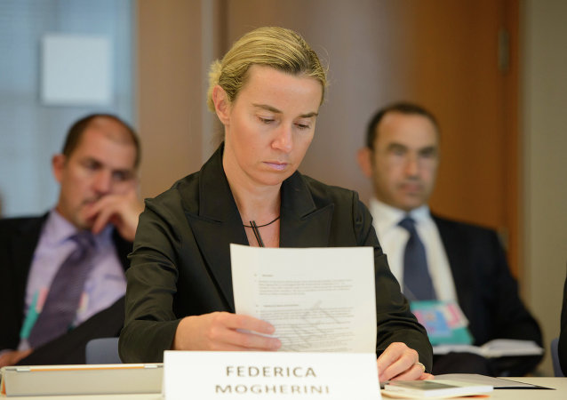 The new EU High Representative for Foreign Affairs and Security Policy Federica Mogherini hopes to find common ground to bring together European leaders