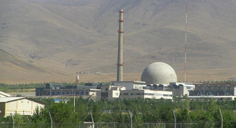 Arak IR-40 Heavy Water Reactor, Iran