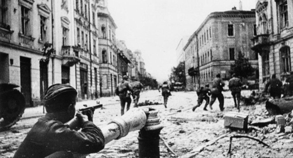Soviet infantrists