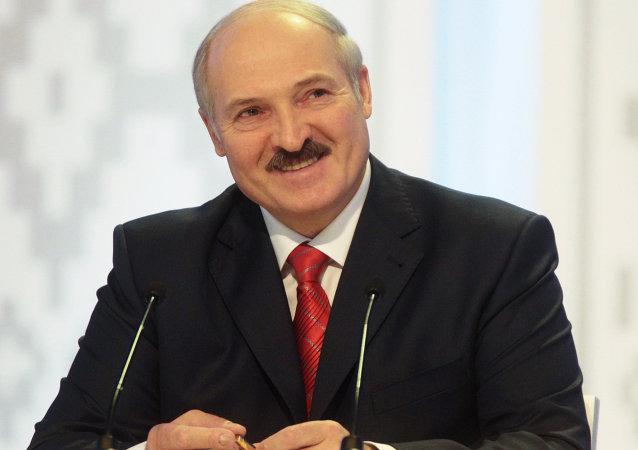Belarusian President Alexander Lukashenko