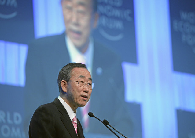 UN Secretary General Ban Ki-moon has congratulated Burkina Faso on signing the Charter of Transition and on the appointing of Transitional President