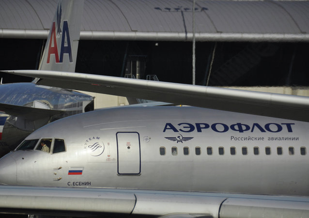 Russia's Aeroflot and Italy's Alitalia airlines have cancelled half of their flights between Moscow and Italian cities scheduled for Friday over a strike by Italian air-traffic controllers