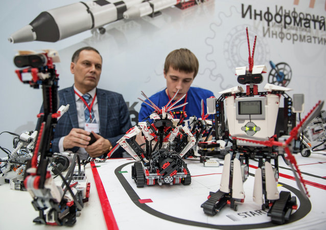 World Robot Olympiad in Sochi