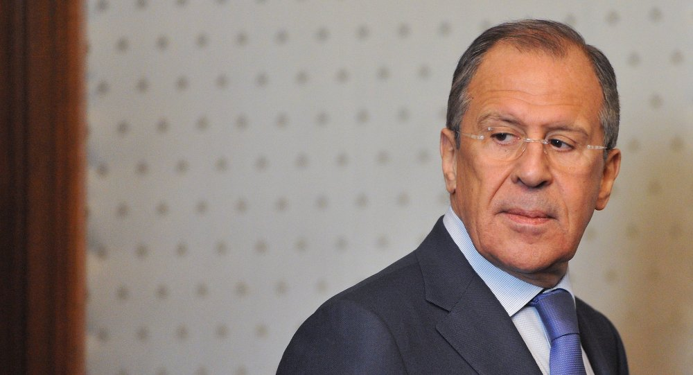 Sergei Lavrov meets with Mozambique's Foreign Minister Oldemiro Baloi