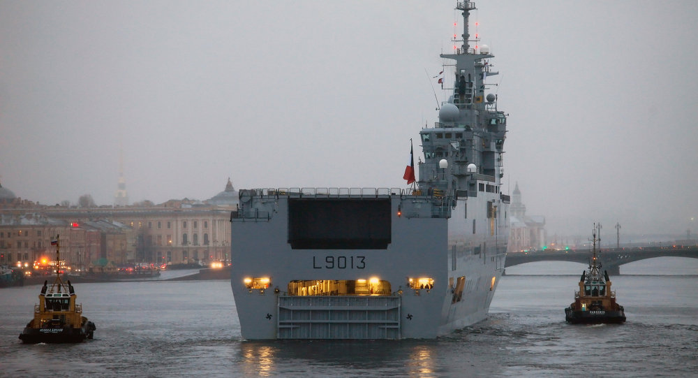 Mistral deal seals Russia-France special relationship