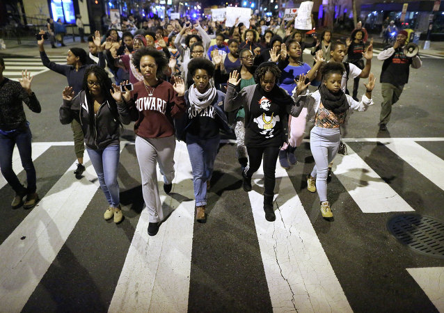 Ferguson Nationwide Protests