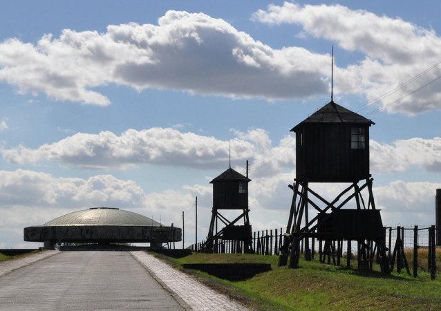 Poland Majdanek