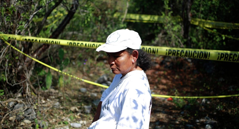 eleven mutilated bodies found in mexican state where students