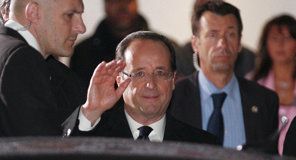 Франсуа Олланд