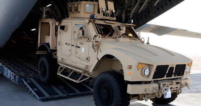 Mine Resistant Ambush Protected (MRAP)