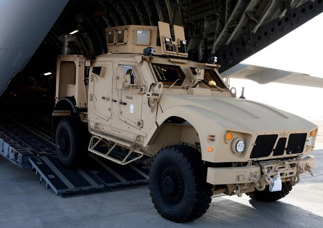 Mine Resistant Ambush Protected (MRAP)