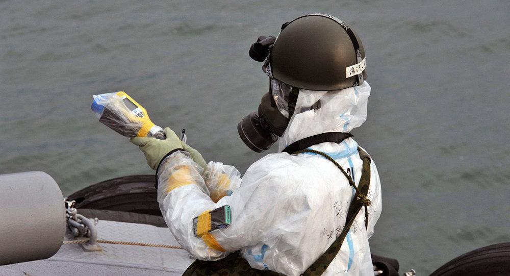 Radioactive strontium detected on seabed near Fukushima
