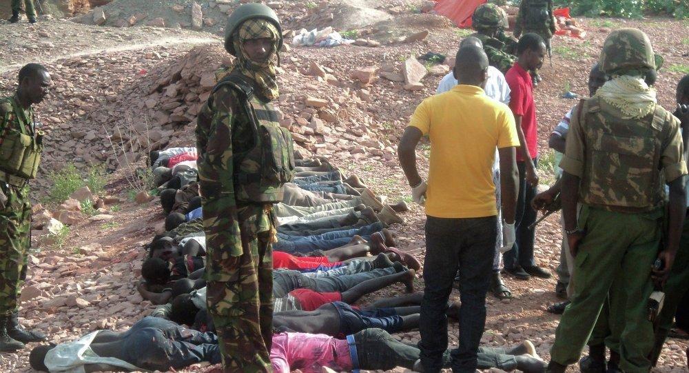 Kenyan military personnel