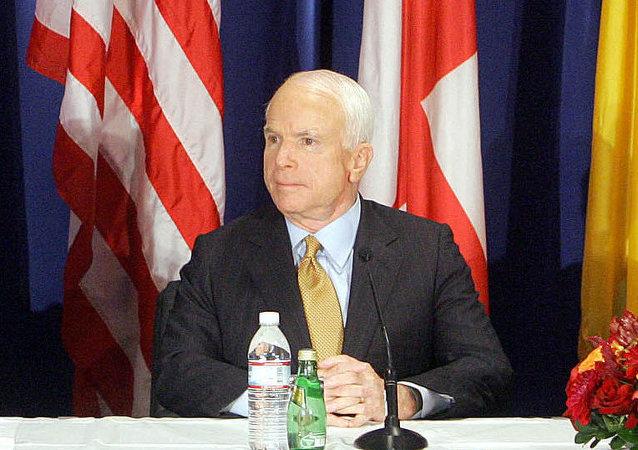 US Sen. John McCain